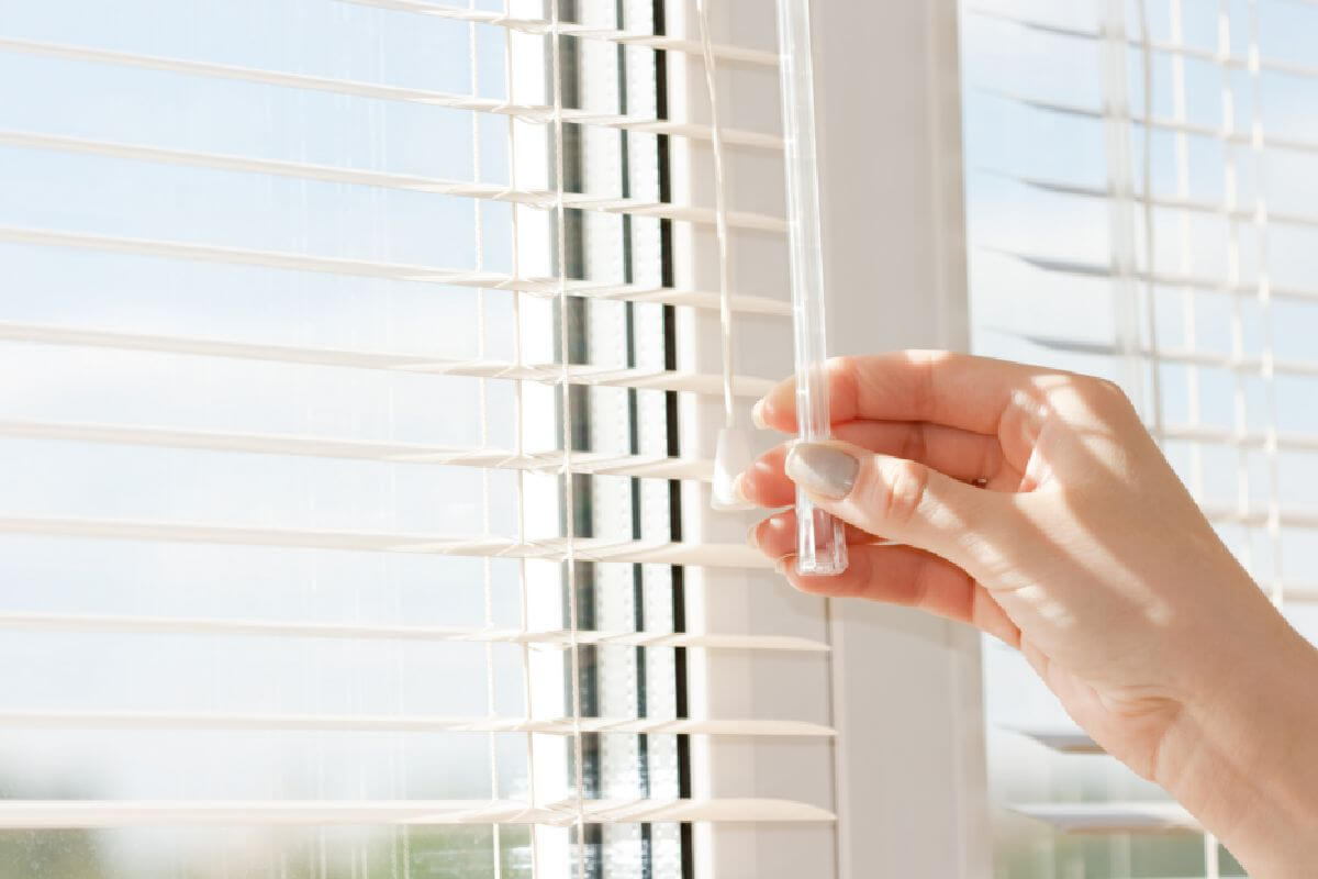 uPVC Window Blinds Somerset