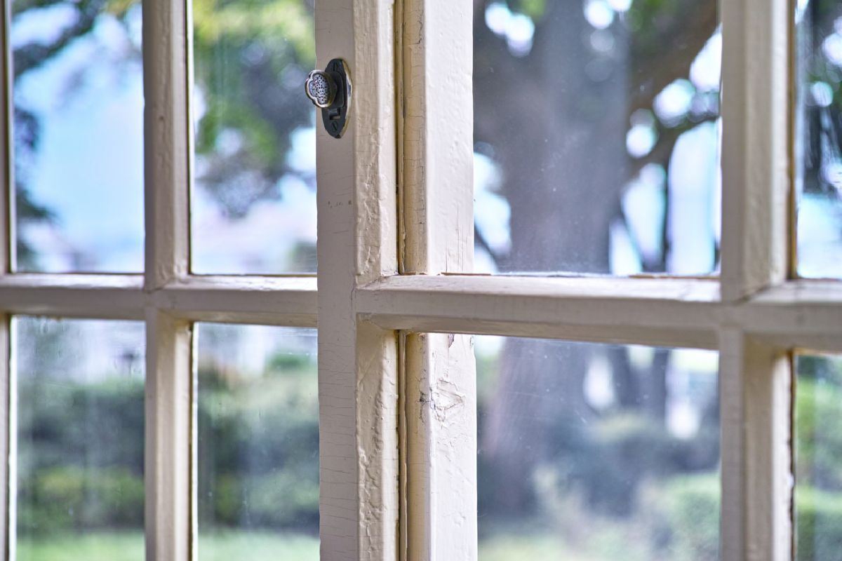 uPVC Window Trim Somerset